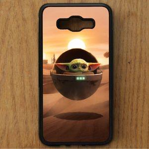 Accessories - Baby YODA Samsung Galaxy S10 plus case S9 S8 J7 S6